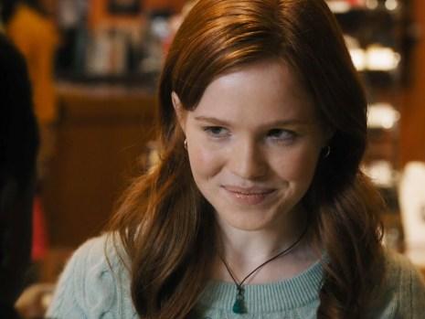 Isabel as Allison 3