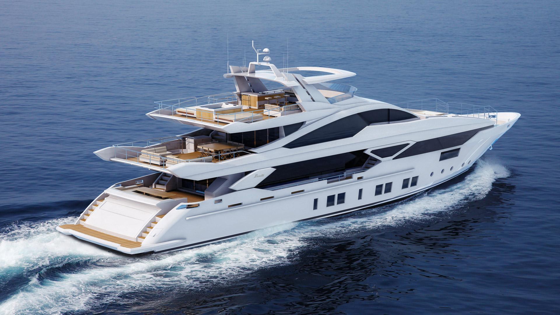 Benetti Yachts Directory Evermarine Yachts Panama