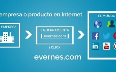 Tu empresa o productos en Internet.