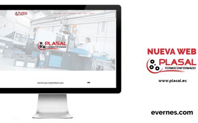 Nueva web para Plasal: www.plasal.es