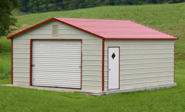 Prefab Steel Garages, Metal Buildings And Garage Buildings
