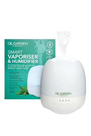 Smart Vaporiser and Humidifier 1