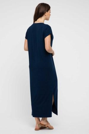 Elsie Dress Navy 2
