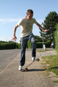 how to ollie, ollies, trick tip, skateboard