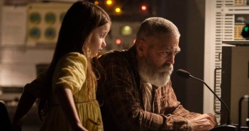 midnight sky, movie review, george clooney