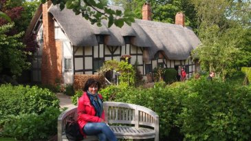 Shakespeare's wife, Anne Hathaway's Cottage
