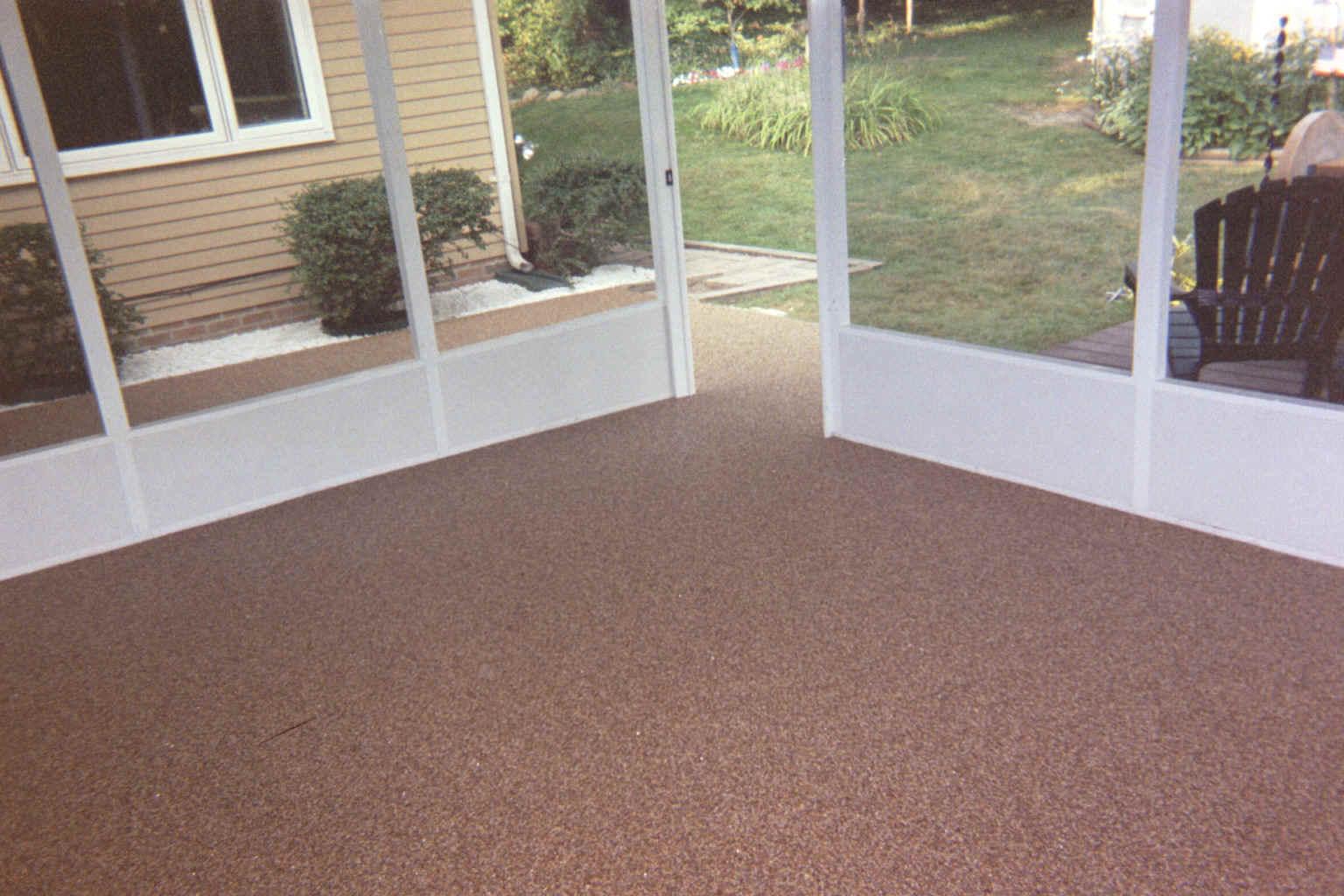 Epoxy Flooring: Epoxy Flooring Patio