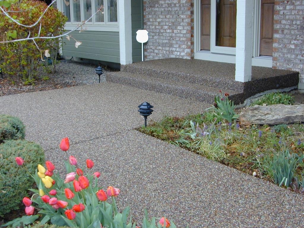 epoxy stone floor surface denver