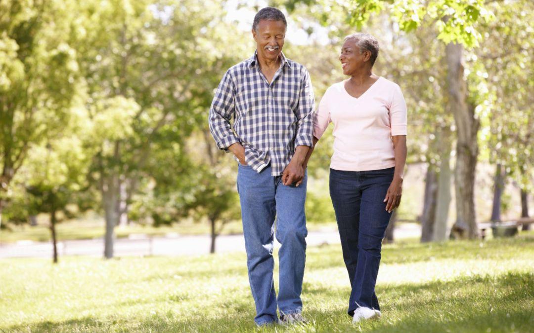 5 surprising benefits of walking