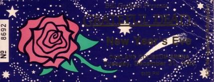 Grateful Dead NYE 1985