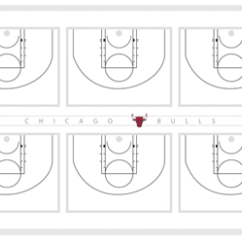 Basketball Court Diagram For Coaches Trane Intellipak Wiring Diagrams Custom Printed Whiteboards Score With Nba Team On Whiteboard