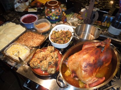 Image: Thanksgiving Turkey with the Fiddlehead Doctors