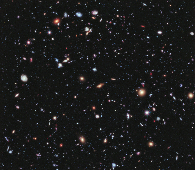 Image: Hubble Extreme Deep Field