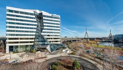 Image: EF building