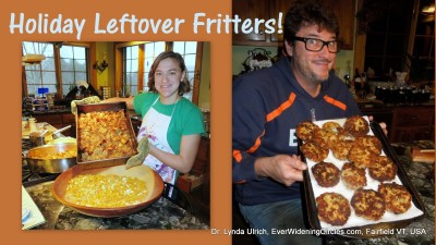 Image: Recipe for Thanksgiving Fritters