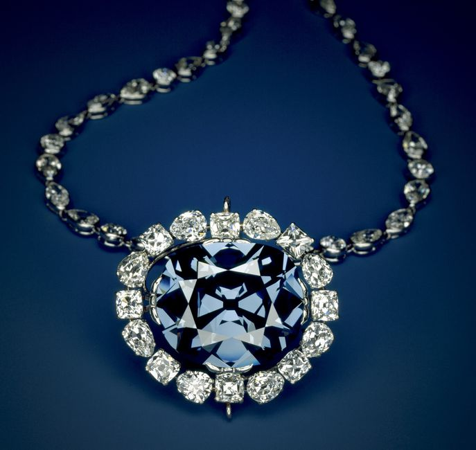 Smithsonian Hope Diamond