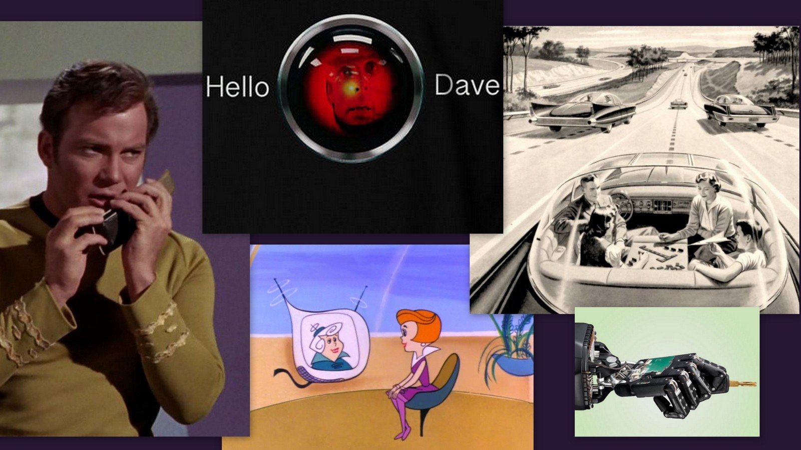 Image: Self-driving cars, the future is now