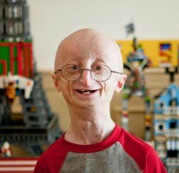 Image: Sam Berns happiness secrets with his inventions