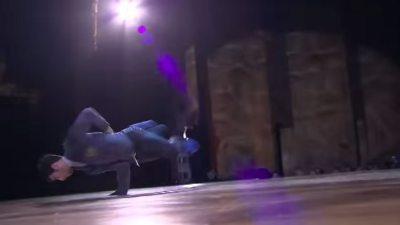 Image: LXD street dancer