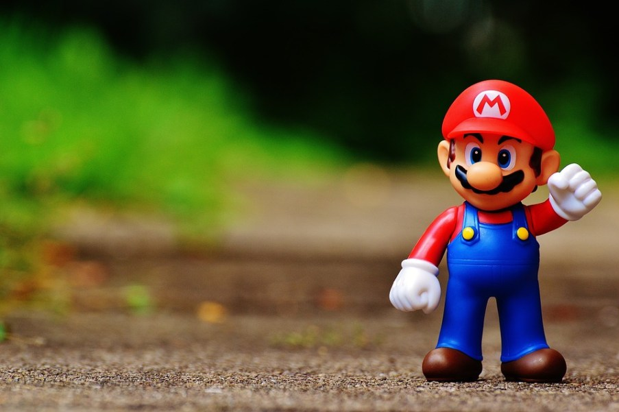 Can Super Mario Teach Us To Be More Successful? | EWC