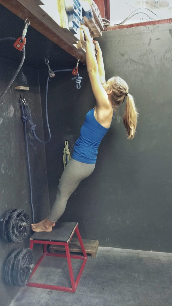 Strength Training Climbing - Strong Fast
