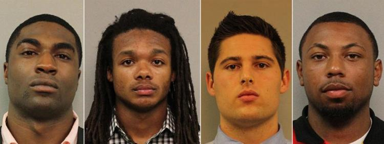 Another Vanderbilt Football Player Convicted In The Gang Rape Of Female Student