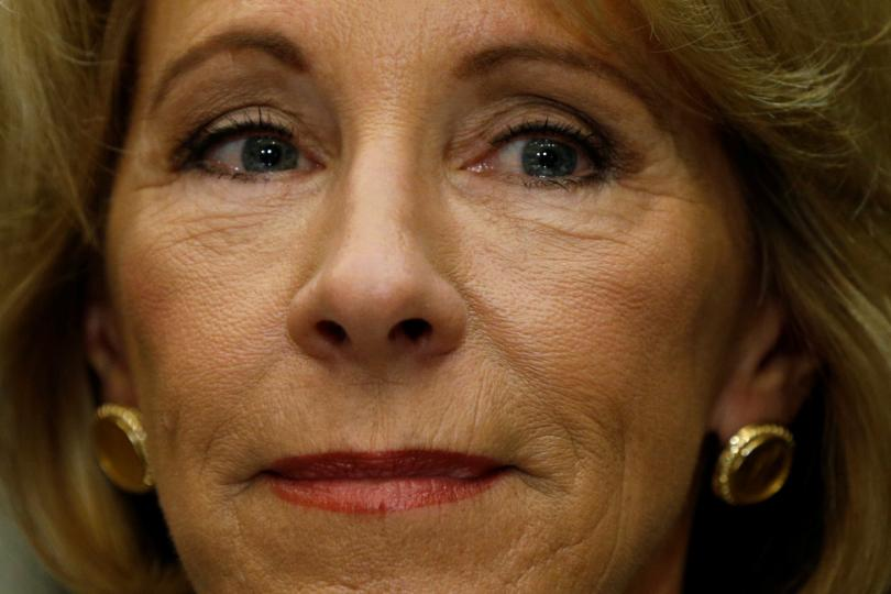 What Betsy DeVos Doesn't Understand About Title IX And Campus Sexual Assault