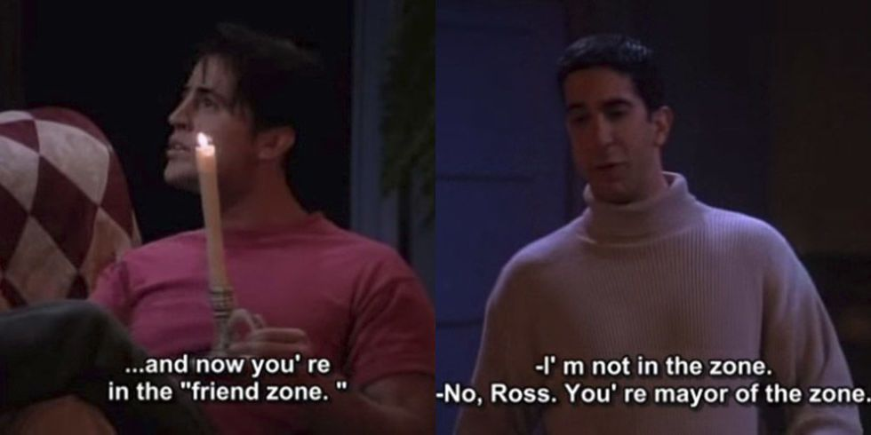 "How The Term ""The Friend Zone"" Perpetuates  Rape Culture & Sexism"