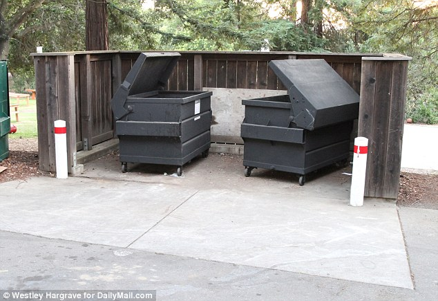 Dumpster Site Where Rapist Brock Turner Assaulted Emily Doe Turned Into A Tranquil Memorial