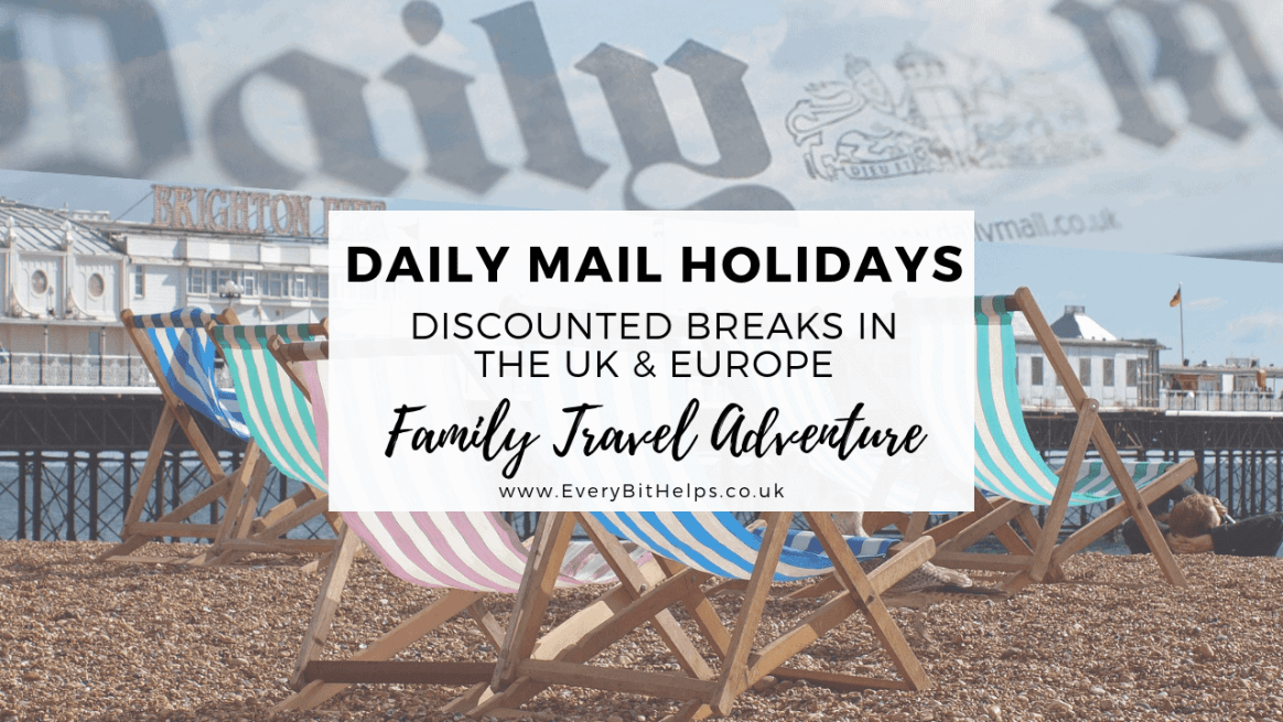 Daily Mail Discounted Holidays