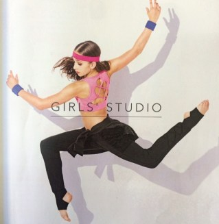 Girls Studio Range