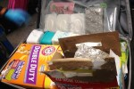 """kitty litter tsa - TSA finds lots of ammo & weed """"creatively"""" packed in Canadian woman's luggage"""