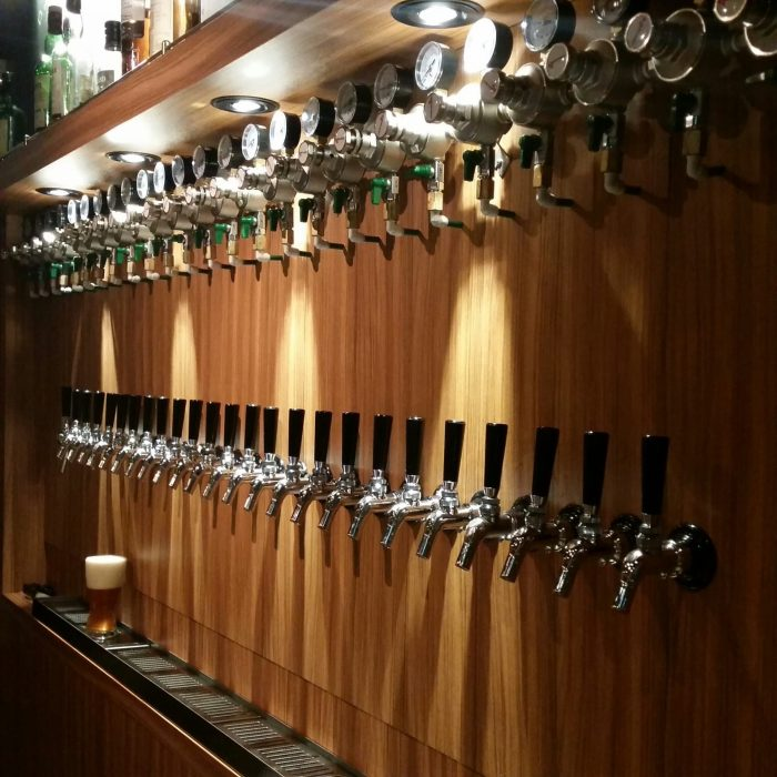 beer house craftman 700x700 - The best craft beer in Kyoto, Japan