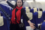 chinese new year only passenger - Travel heaven: Woman gets private flight on one of the busiest days of the year