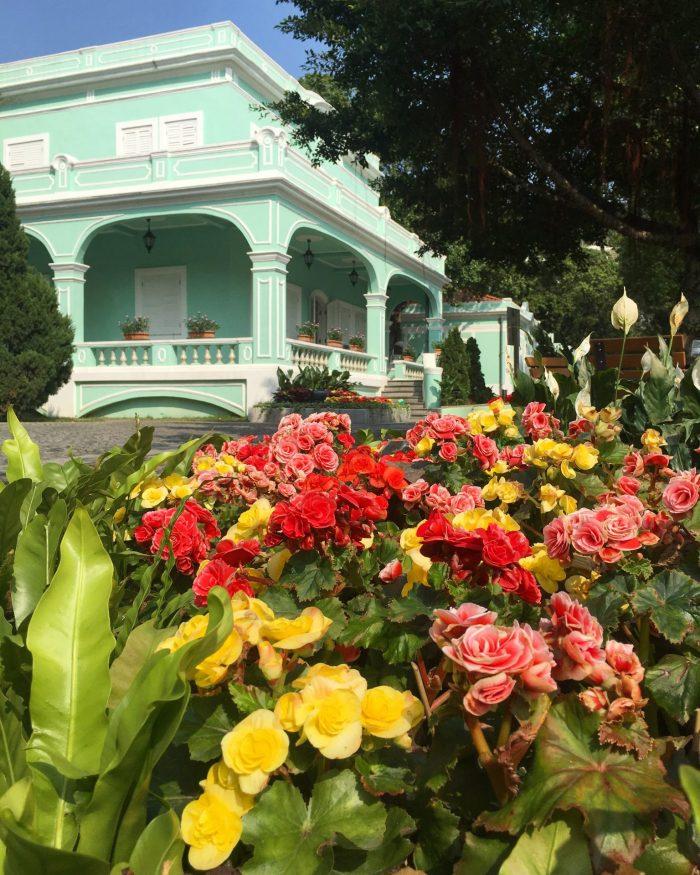 taipa houses museum 700x875 - A day trip to Macau from Hong Kong