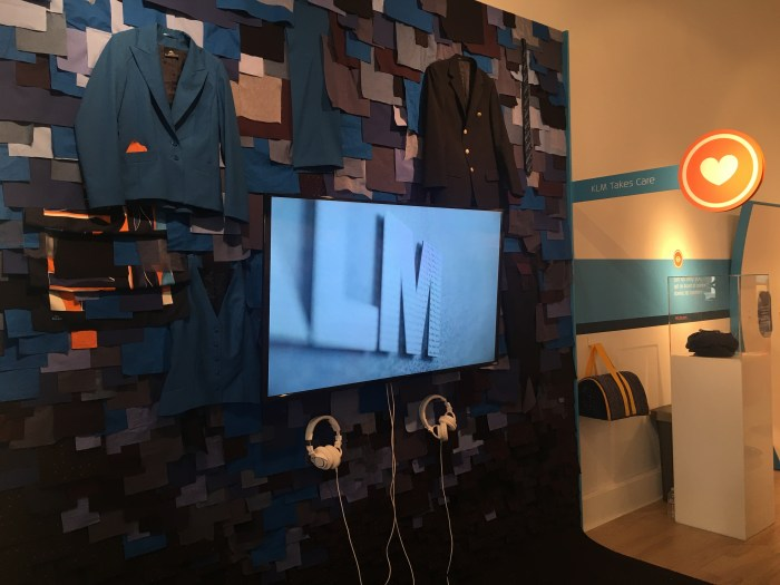 klm takes care 700x525 - A visit to the KLM pop-up in San Francisco