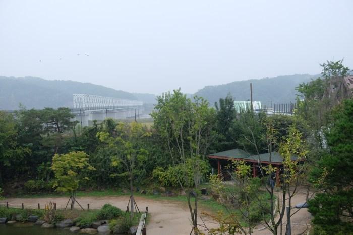 dmz tour from seoul freedom bridge 700x467 - A visit to the DMZ - Touring the border between South Korea & North Korea