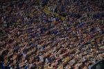 japanese baseball fans - Attending a Fukuoka SoftBank Hawks Japanese baseball game