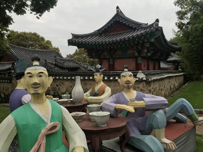 cheonggye seowon 700x525 - A visit to Jinjuseong Fortress in Jinju, South Korea