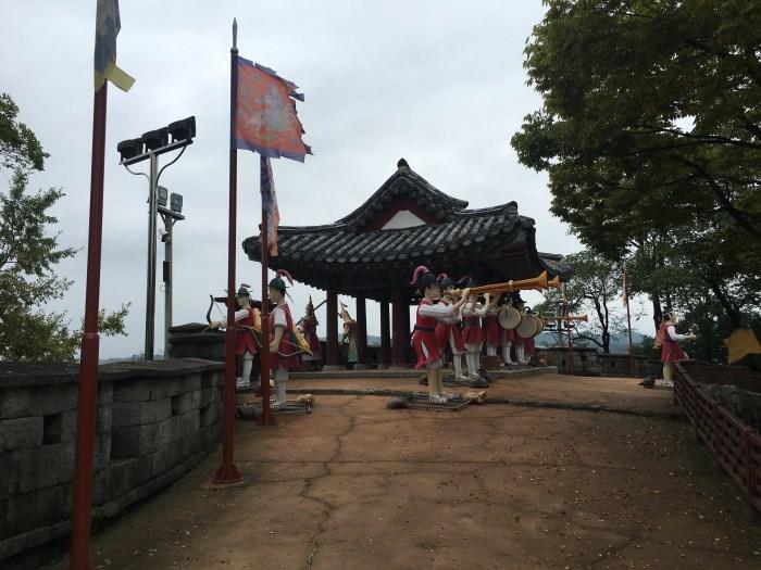 seojungdae command post 700x525 - A visit to Jinjuseong Fortress in Jinju, South Korea