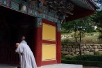 bulguksa temple monk - A trip to South Korea & Japan - Introduction