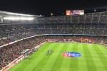 attending a barcelona match at camp nou stadium - Attending an FC Barcelona match at Camp Nou