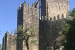 guimaraes castle - A day trip from Porto to Guimarães, Portugal