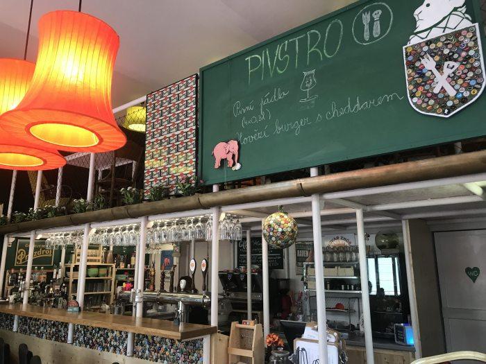 pivstro brewhemian craft beer bar pilsen 700x525 - The best craft beer in Pilsen, Czech Republic
