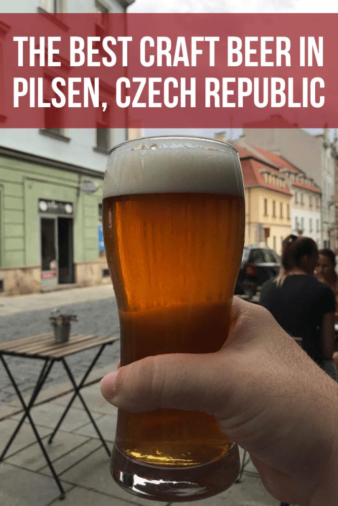 the best craft beer in pilsen czech republic 667x1000 - The best craft beer in Pilsen, Czech Republic