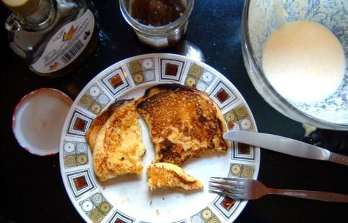 cornmeal pancakes | everybody likes sandwiches