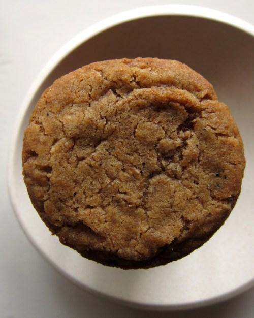 vegan garam masala cookie
