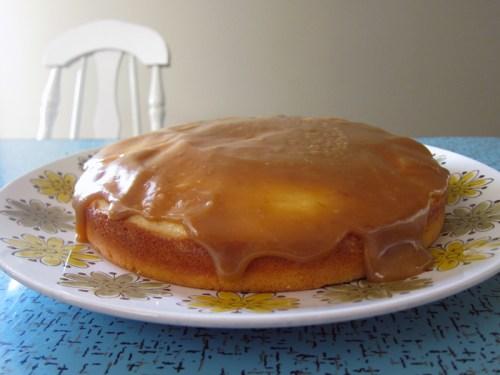 caramel cake drips