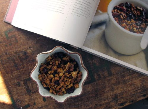 pumpkin walnut granola | everybody likes sandwiches