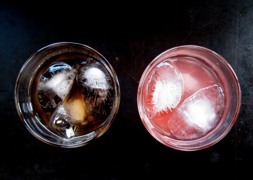 drinking vinegars: 2 fruit shrub recipes | everybody likes sandwiches